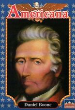 Frontiersman Daniel Boone --- Historic Americana Trading Card --- NOT Postcard