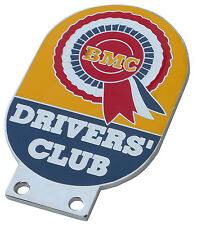 British Motor Corporation BMC Drivers Club (MINI, MGA etc)  car badge