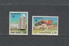 ARCHITECTURE/EUROPA - Finland  - 1978 set of 2- (SC 608-9)-MNH- Z423