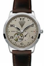 Junkers Dessau 1926 Flatline Automatic Watch 6360-5