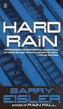 Hard Rain (John Rain Thrillers) Eisler, Barry Mass Market Paperback