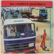 Pochette Camions Mercedes 33 tours Les routiers pinardiers