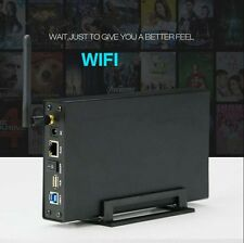 WIFI 3.5'' USB 3.0 SATA Hard Drive HDD Case Wireless Router Repeater Enclosure