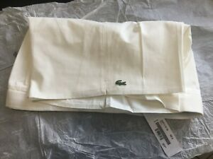 LACOSTE MEN'S CASUAL SHORTS /  BRAND NEW with TAGS  / SIZE 34