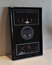 Das fünfte Element Prop Requisite Le Cinquième Élément Luc Besson 1997 Rar + COA