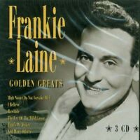 Frankie Laine - Golden Greats [New CD] Holland - Import