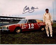 BOBBY ALLISON Signed Autographed NASCAR Photo