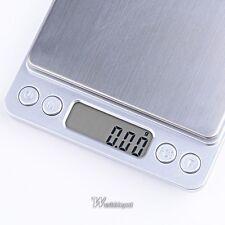 Counting -500 .01 gram ACC 500g x 0.01g Digital Jewelry Precision Scale w/ Piece