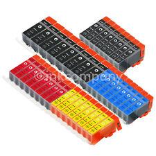 40 Patronen für CANON MG5100 MG5150 MG5200 MG5250 MG5350 MX885 MX715 + Chip