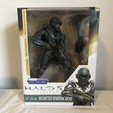 McFarlane Toys Action Figure - Halo 5: Guardians - Helmeted Spartan Locke