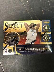 🔥Sealed Panini Select 2021 Basketball Blaster Box IN HAND. Ready To Ship!🔥