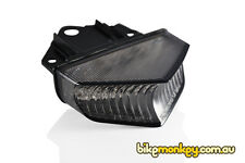 Yamaha WR250F Integrated LED Tail Light c/w built in indicators. WR250F LED