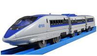 PLA-RAIL S-02 500 Bullet Train Shinkansen With Lights Tomy New Japan import F/S