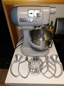 Hobart 5qt N50 Food Mixer