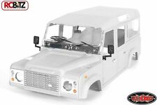 1/10 Land Rover Defender D110 Hard Plastic BODY Kit VERY detailed Z-B0088 RC4WD