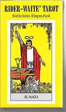 SPANISH RIDER WAITE ESPANOL TAROT Fortune Telling Divination 78 Card, Sealed NIB