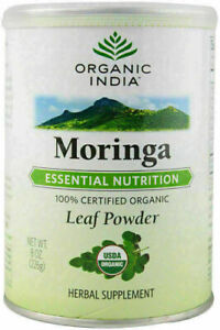 Organic India Moringa powder//100% herbal//best results/ [expired end 2021]