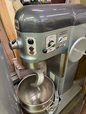 Hobart H600 H600t P660 60qt Also20 30qt Mixers Pizza Commercial Dough Mixers