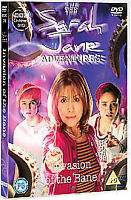 Sarah Jane Adventures - Invasion of the Bane (BBC)  DVD Elisabeth Sladen SEALED!