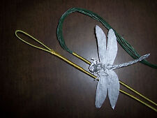 "Dragonfly Bowstring>AMO 60""recurve Actual length 56""NEW COLOR Forest Green/Gold"