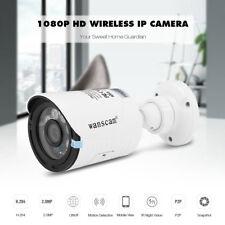 Wanscam HW0022-1 1080P 2MP Wireless WiFi Outdoor IP Camera Night Vision EU PLUG