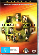 Flash Forward - The Complete Series - REGION 4 - DVD - FREE POST!