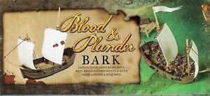 Firelock Games Blood & Plunder: Bark Ship Expansion (plastic resin)