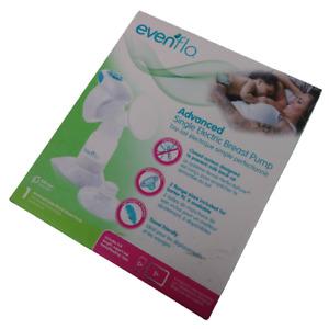 Evenflo Advanced Single Electric Breast Pump 3045 White 02875