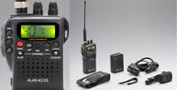 Midland Alan 42 DS AM FM Multi Band Mobile Handheld CB Transceiver Radio +Cover