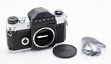 (14) Canon Canonflex Slr film camera, Japan 1959-60, superb condition, serviced