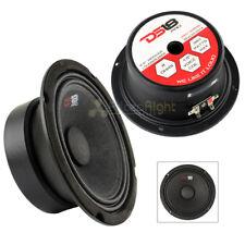"DS18 PRO-GM6SE 6.5"" Midrange Speaker 380 Watts Max Power 8 Ohm Sealed Back"