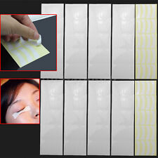 100 Pairs Make Up Eyelash Tape Individual Lash Extension Tool Cosmetic Accessory