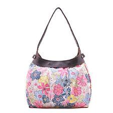 City SKIRT purse thirty one Hobo Handbag Free Spirit Floral 31 tote bag gift