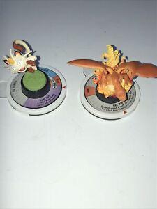 Pokemon Trading Figure Game MEOWTH & CHARIZARD Lot