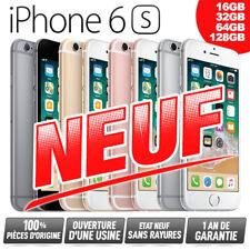 Neuf + Garantie 1 an debloque APPLE iPhone 6S 16Go 32Go 64Go 128Go (desimlocke)