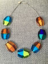 Marina And Susanna SENT Sisters Murano Glass Necklace