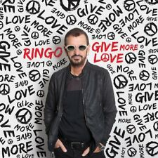 RINGO STARR - GIVE MORE LOVE - NEW CD ALBUM