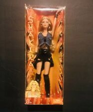 2003 BARBIE STYLE DOLL SHAKIRA DENIM TOP CELEBRITY MUSIC COLLECTION RARE NEW