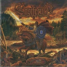 ENSIFERUM, VICTORY SONGS/DRAGONHEADS, LIMITED 16 TRACK 2 x CD FROM 2008, (MINT)