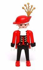 Playmobil Figure Custom Princess Castle Servant w/ Red Hat 3021