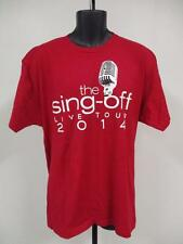 New The Filharmonic Sing Off 2014 Mens Sizes S-M-L-XL Concert Shirt