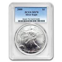 SKU#186041 2018-S Proof Silver American Eagle PF-70 NGC