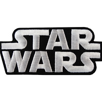 Star Wars Patch Embroidered Badge Iron Sew On Jeans T Shirt Bag Hat Fancy Dress