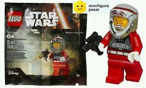 Lego Star Wars 5004408 - Rebel A-wing Pilot Polybag - New MISB