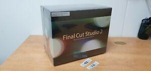 Apple Final Cut Studio 2 HD Suite Academic Version
