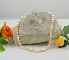 Natürliche Markenlose Ketten mit Perlen