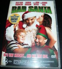 Bad Santa (Billy Bob Thornton) (Australia Region 4) DVD - New