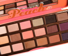 Too Faced Sweet Peach Eyeshadow Palette Cosmetic Makeup 18 Shades fast Shipping