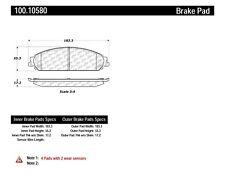 OE Formula Brake Pads w/Hardware fits 2005-2009 Dodge Charger Magnum Caliber  CE