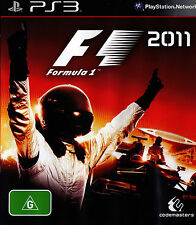 FORMULA 1 - 2011 - PlayStation Game PS3   SirH70